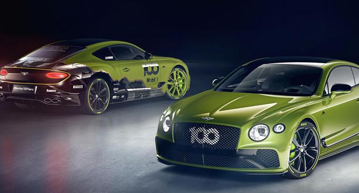 Continenta GT打破了派克峰国际爬坡比赛的量产车记录