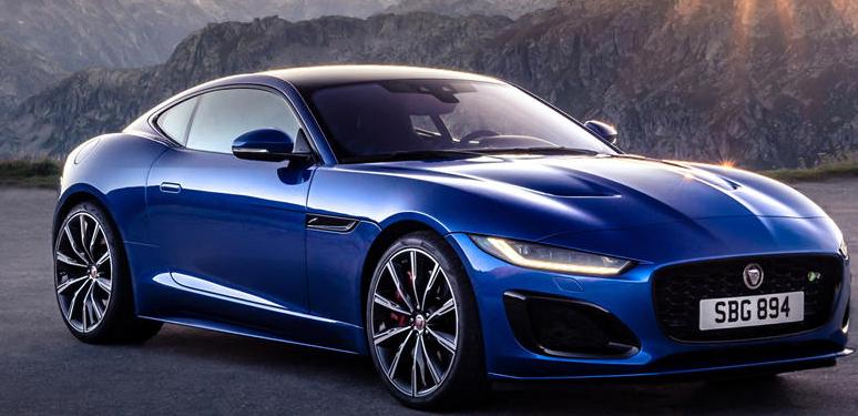 听到传言了几个月后 捷豹终于透露了一个重大改版为2021 F型