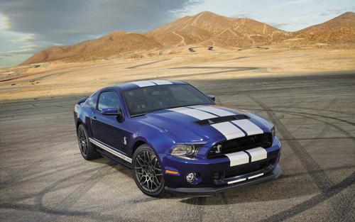 购买Shelby GT500 福特将为Track School付费