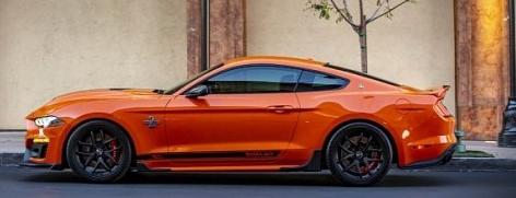 2020 Shelby Bold Edition Super Snake限量30台