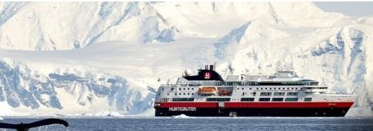 全球首艘混合动力船驶向南极洲以观看2021年日食
