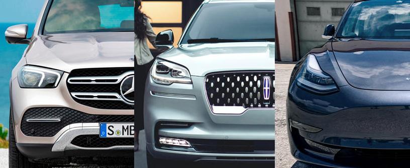 汽车制造商继续推动我们认为在汽车中可能实现的极限