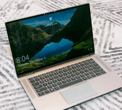 戴尔XPS 13拥有更大的屏幕 其Latitude 9510笔记本电脑则具有30小时的续航时间