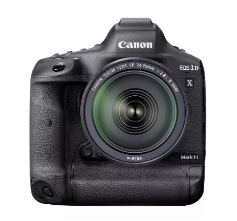 佳能用EOS-1D X Mark III吸引专业摄影师