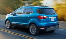 2020年福特EcoSport现在售价不到20000美元