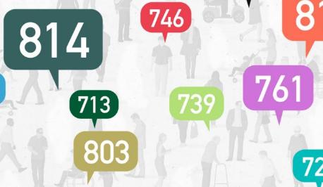 平均信用评分刚刚创下新高 查看您的堆叠方式