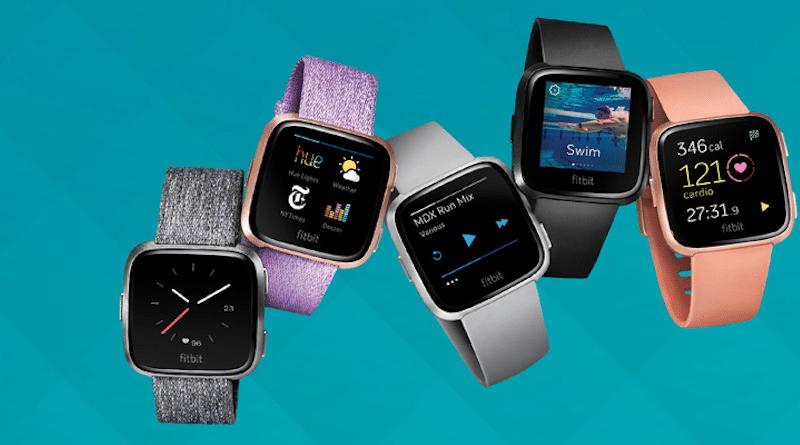 Fitbit可穿戴设备现在可以监视您的血氧水平