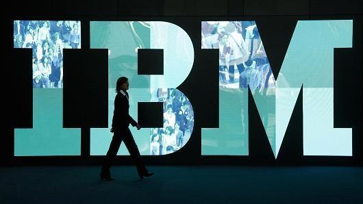 IBM超越预期在云上实现收入增长