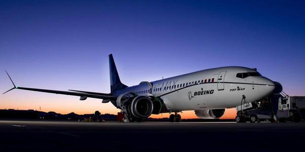 波音公司首席执行官预计将在年中之前恢复737 MAX的生产