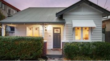 科堡补漆将平房从过时住宅变成令人愉悦的住宅