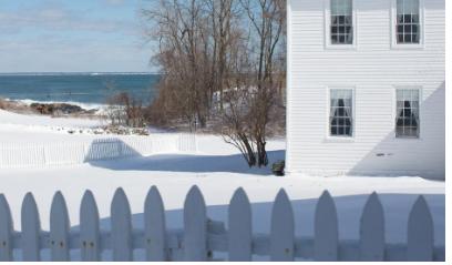 您应该在冬季进行的维护和家庭装修项目