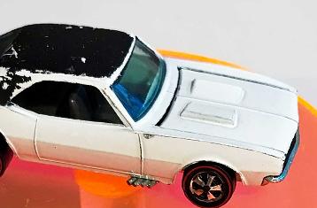 1968年风火轮Camaro价值100000美元是Camaro的四倍
