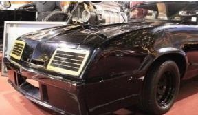 麦克斯福特猎鹰XB GT追逐特可以卖到500万美元