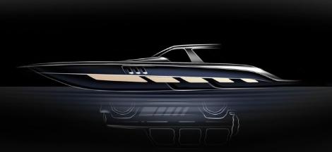 Mercedes-AMG和Cigarette Racing之间的合作仍在继续 新船将在迈阿密船展上亮相
