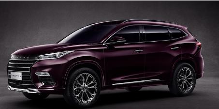 中国奇瑞希望向美国人出售这款Vantas Premium SUV
