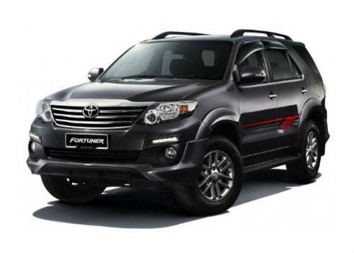丰田终于以281.8万卢比的起价推出了符合BS6标准的Toyota Fortuner版本
