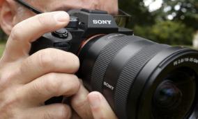 索尼允许任何人为其相机创建遥控器