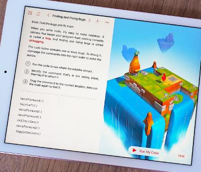 苹果将代码教学应用程序Swift Playgrounds引入Mac