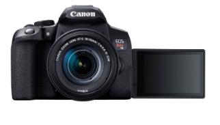 佳能EOS Rebel T8i重申了对数码单反相机的承诺