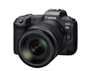 佳能大厂EOS R5将成为首款具有8K视频的无反光镜相机