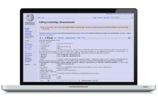 AI可以自动重写Wikipedia文章中的过时文本