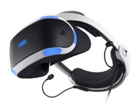 索尼可能正在设计新的PSVR耳机