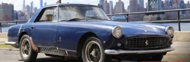 非常原始的1960年法拉利250 GT Coupe Pinin Farina