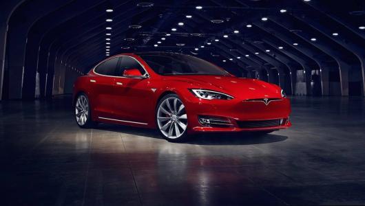 特斯拉Model S变成了Cyberwagon
