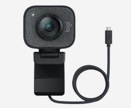 Logitech StreamCam网络摄像头是专为YouTube视频记录器