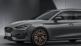 2021年Cupra Leon透露310马力旅行车与插电式混合动力车