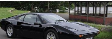 法拉利308 GTB Vetroresina拥有43年单一所有权