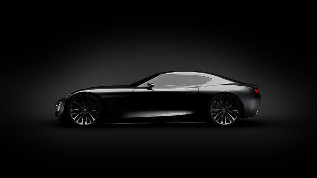 Instagram上粗糙的图像可以显示梅赛德斯顶级豪华轿车的下一步发展