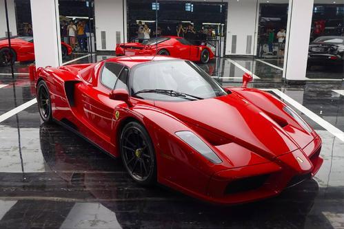 法拉利恩佐仍被公认为是影响性能之路的汽车之一