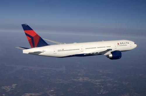 达美航空将美中航班的延期延长至5月31日
