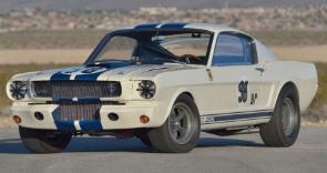 Ken Miles的1965年福特野马Shelby GT350R赛车即将拍卖