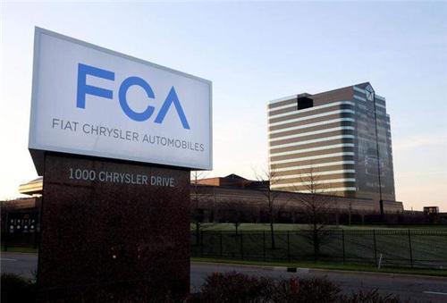 菲亚特克莱斯勒汽车公司宣布关闭在三个不同国家的几家工厂