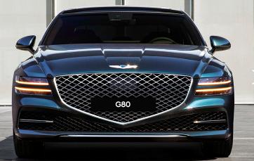 2021年创世纪G80如何应对其豪华竞争对手