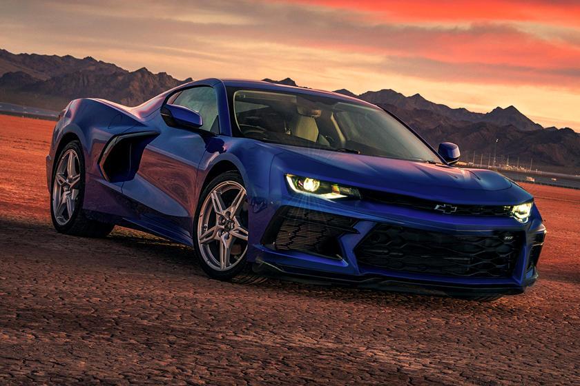 2023年新款雪佛兰Camaro将采用中置引擎