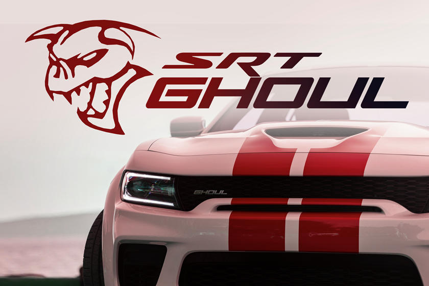 售价20万美元的Dodge Charger SRT Ghoul