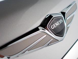 更多细节出现全电动Genesis SUV上
