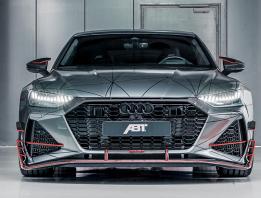 奥迪RS7-R展现出比兰博基尼Aventador更强大的动力