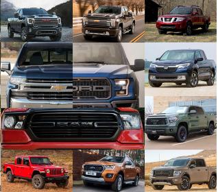 卡车不仅是美国最畅销的汽车 而且还是美国最慢的贬值汽车