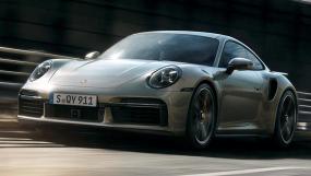 保时捷独家展示定制的2021保时捷911 Turbo S