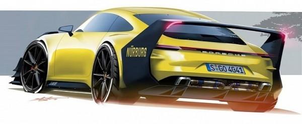 保时捷911 Daytona不是您的典型肌肉车