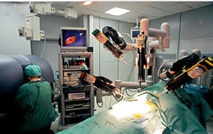 针对机器人辅助手术的创新机械控制器设计