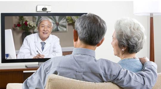 远程医疗改变了疾病震中对COVID-19大流行的反应