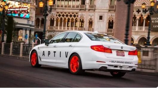 现代和Aptiv重新部署自动驾驶汽车 为拉斯维加斯的弱势人群提供餐点