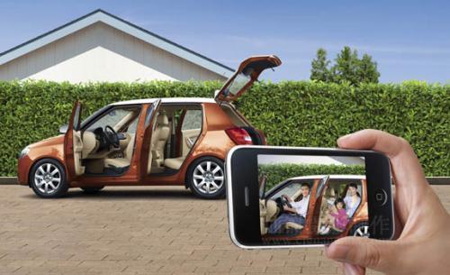 汽车摄影基础知识 放置和构架汽车