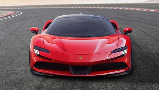 法拉利表示首款电动汽车将引领新技术