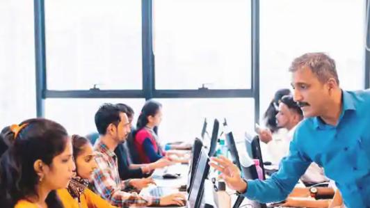 人力资源公司表示对于印度正式的就业市场而言 最糟糕的情况似乎已经过去